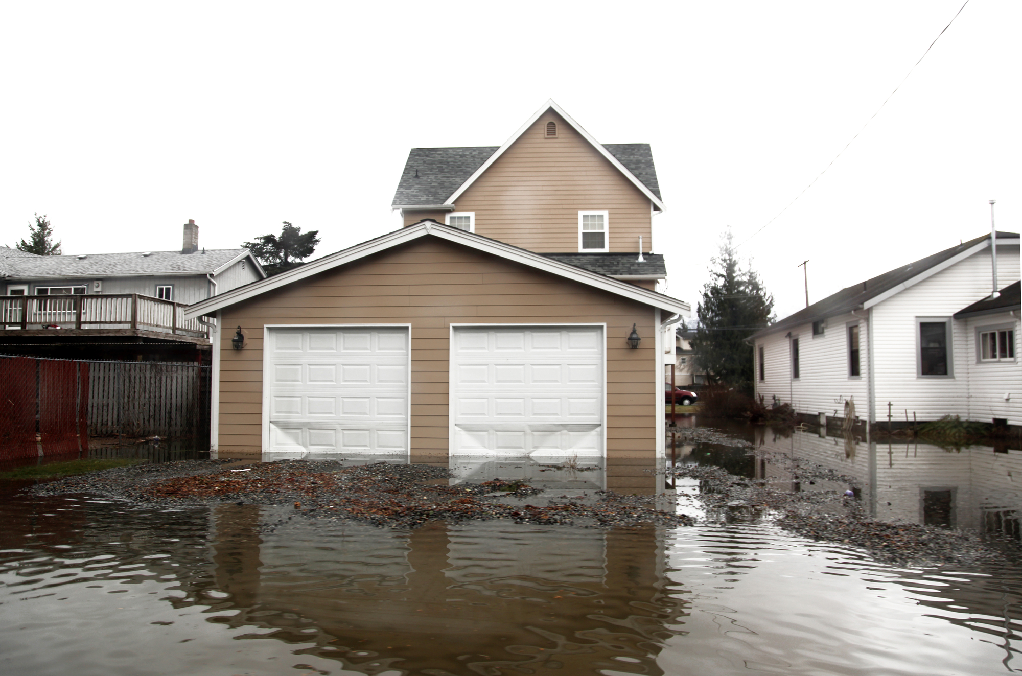 Flood Insurance California